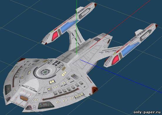 Космических кораблей своими руками